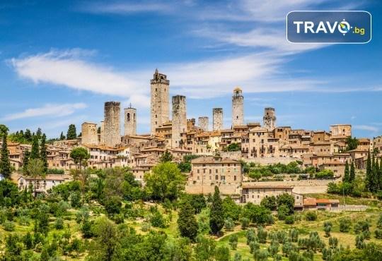 За 6 септември в Тоскана с АБВ Травелс! 4 нощувки и закуски, транспорт, посещение на Флоренция, Пиза, Болоня, Сиена и Загреб! - Снимка 4