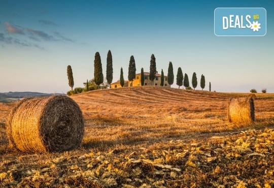 За 6 септември в Тоскана с АБВ Травелс! 4 нощувки и закуски, транспорт, посещение на Флоренция, Пиза, Болоня, Сиена и Загреб! - Снимка 2