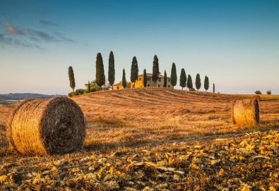 Септемврийска романтика в Тоскана с АБВ Травелс! 4 нощувки и закуски, транспорт, посещение на Флоренция, Пиза, Болоня, Сиена и Загреб! - Снимка