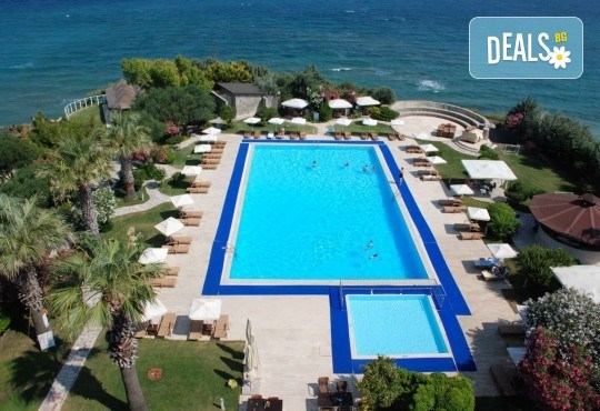 Гореща лятна почивка в Hotel Babaylon 4*, Чешме, Турция! 7 нощувки на база All Inclusive, транспорт и водач от Травел мания - Снимка 4