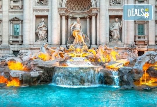 Уикенд в Рим през есента с Лале Тур! Самолетен билет с летищни такси, 3 нощувки със закуски в хотел 3*, индивидуално пътуване - Снимка 5