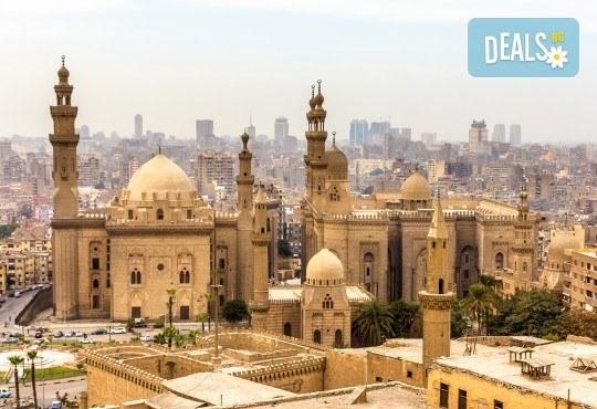 Есенна почивка в Египет! 6 нощувки в Lemon & Soul Garden Makadi 4* на база All Inclusive в Хургада и 1 нощувка със закуска в Barcelo Cairo Pyramids 4* в Кайро, самолетен билет и водач - Снимка 2