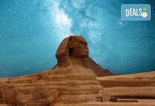 Есенна почивка в Египет! 6 нощувки в Lemon & Soul Garden Makadi 4* на база All Inclusive в Хургада и 1 нощувка със закуска в Barcelo Cairo Pyramids 4* в Кайро, самолетен билет и водач - Снимка 3
