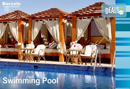 Почивка през есента в Египет! 6 нощувки в AMC Royal Hotel & Spa 5* на база All Inclusive в Хургада и 1 нощувка със закуска в Barcelo Cairo Pyramids 4* в Кайро, самолетен билет и трансфери - Снимка 14