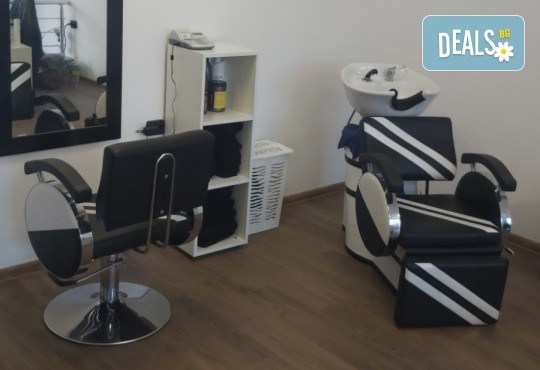 Терапия за коса, оформяне със сешоар и стилизиране на прическа в салон за красота Bibi Fashion! - Снимка 11