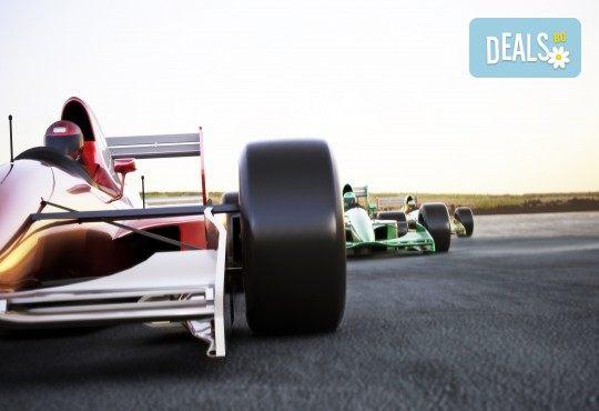Формула 1 през август в Будапеща: 2 нощувки със закуски, транспорт и водач
