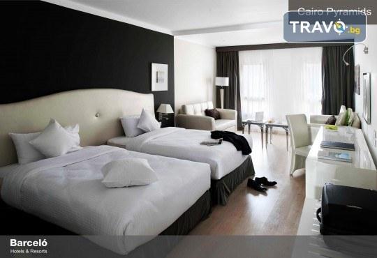 Посетете Египет през октомври! 6 нощувки в AMC Royal Hotel & Spa 5* на база All Inclusive в Хургада и 1 нощувка със закуска в Barcelo Cairo Pyramids 4* в Кайро, самолетен билет и трансфери - Снимка 15