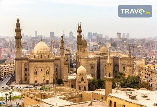 Посетете Египет през октомври! 6 нощувки в AMC Royal Hotel & Spa 5* на база All Inclusive в Хургада и 1 нощувка със закуска в Barcelo Cairo Pyramids 4* в Кайро, самолетен билет и трансфери - Снимка 5
