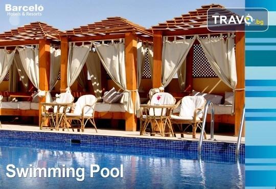 Посетете Египет през октомври! 6 нощувки в AMC Royal Hotel & Spa 5* на база All Inclusive в Хургада и 1 нощувка със закуска в Barcelo Cairo Pyramids 4* в Кайро, самолетен билет и трансфери - Снимка 14