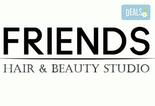 Удължаване и сгъстяване на мигли с техника по желание - косъм по косъм, 3D или руски обем във Friends hair & beauty studio! - Снимка 10