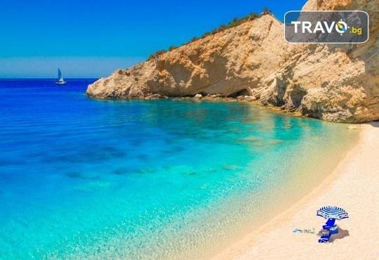 Парти екскурзия до остров Лефкада в Гърция! 3 нощувки със закуски, транспорт, водач и възможност за парти круиз с DJ! - Снимка 4