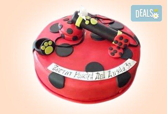 За момичета! Красиви 3D торти за момичета с принцеси и приказни феи + ръчно моделирана декорация от Сладкарница Джорджо Джани - Снимка 15