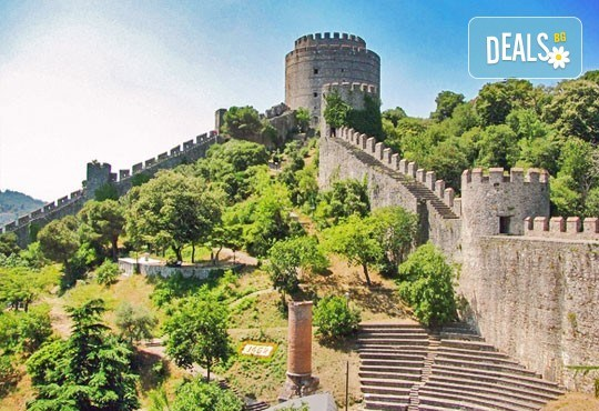 Уикенд през юли или август в Истанбул и Одрин на супер цена! 2 нощувки и закуски, транспорт всеки четвъртък и водач от Глобус Турс - Снимка 4