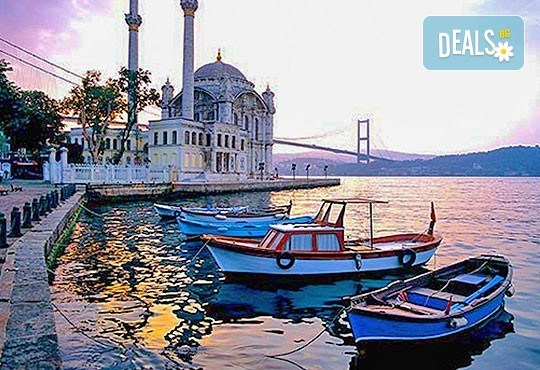 Уикенд в Истанбул и Одрин, юли и август: 2 нощувки и закуски, транспорт и водач
