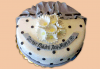 Цветя! Празнична 3D торта с пъстри цветя, дизайн на Сладкарница Джорджо Джани - thumb 18