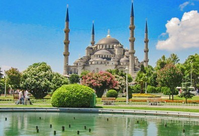 Екскурзия до Истанбул и Одрин! 3 нощувки със закуски, транспорт с включени пътни такси, водач от Глобус Турс - Снимка