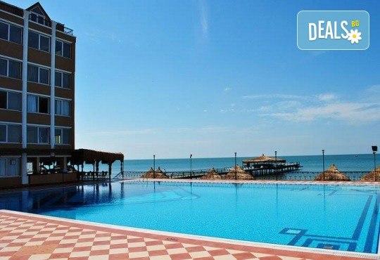 Лятна почивка в Кумбургаз, Турция! 5 нощувки със закуски в Hotel Marin Princess 5*, транспорт и медицинска застраховка - Снимка 11