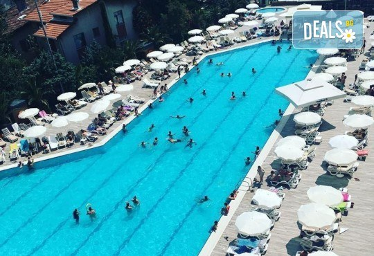 Лятна почивка в Кумбургаз, Турция! 5 нощувки със закуски в Hotel Marin Princess 5*, транспорт и медицинска застраховка - Снимка 1