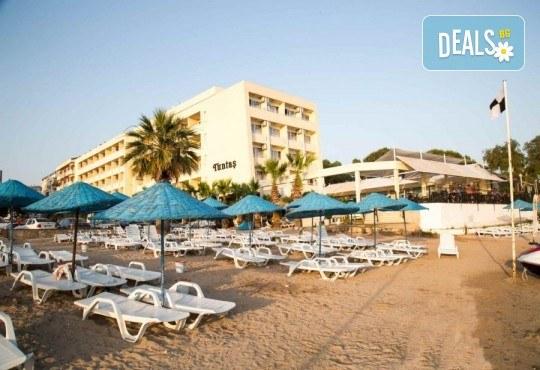 Почивка за Септемврийските празници в Tuntas Hotel 3* в Дидим! 7 нощувки на база All Inclusive, възможност за организиран транспорт - Снимка 1
