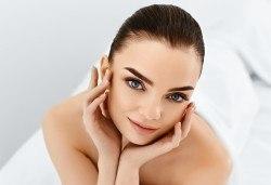Щадящо почистване на лице за чувствителна или проблемна кожа, лечебна антиакне терапия, консултация и насоки от специалист от салон Вили! - Снимка