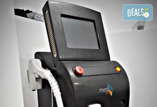 Лазерна епилация на гърди и корем за мъже, която може да се прави и през лятото! 1, 3 или 5 процедури, в салон за лазерна епилация MJ Aesthetic! - Снимка 5