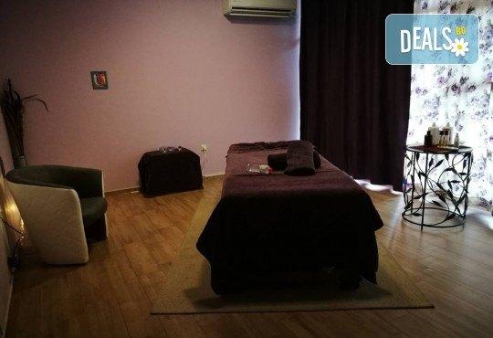 45-минутен спортен масаж на цяло тяло с билкови масла и сини водорасли в Масажно студио Адонай Елохай! - Снимка 5