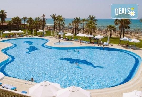 Почивка в края на лятото в Cesars Resort 5* в Сиде! 7 нощувки на база Ultra All Inclusive, възможност за транспорт - Снимка 11
