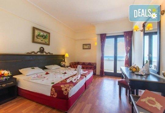 Почивка в края на лятото в Cesars Resort 5* в Сиде! 7 нощувки на база Ultra All Inclusive, възможност за транспорт - Снимка 4