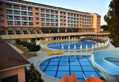 Почивка през октомври в Lapethos Beach Resort 5*, Сиде! 7 нощувки на база All Inclusive, възможност за транспорт - Снимка