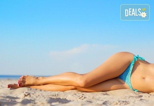 Кадифено гладка кожа! Лазерна епилация на пълен интим за жени, която може да се прави и през лятото! 1, 3 или 5 процедури, в салон за лазерна епилация MJ Aesthetic! - Снимка 1