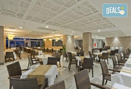Почивка през септември в хотел Delta Beach Resort 5*, Бодрум! 7 нощувки All Inclusive Plus, транспорт с автобус от София, Пловдив, Варна, Бургас - Снимка 8