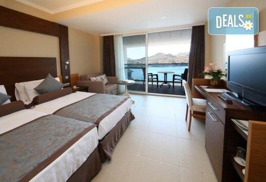 Почивка през септември в хотел Delta Beach Resort 5*, Бодрум! 7 нощувки All Inclusive Plus, транспорт с автобус от София, Пловдив, Варна, Бургас - Снимка 4