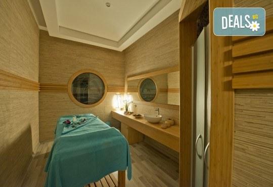 Почивка през септември в хотел Delta Beach Resort 5*, Бодрум! 7 нощувки All Inclusive Plus, транспорт с автобус от София, Пловдив, Варна, Бургас - Снимка 11