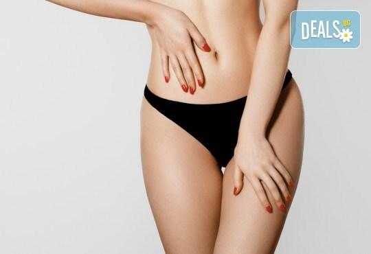 Сдобийте се с безупречната кожа, за която мечтаете! Диодна лазерна епилация на цяло тяло - 1 или 6 процедури, във VM's Beauty House! - Снимка 4
