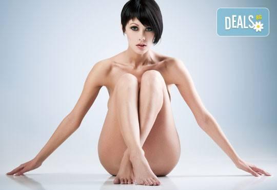 Сдобийте се с безупречната кожа, за която мечтаете! Диодна лазерна епилация на цяло тяло - 1 или 6 процедури, във VM's Beauty House! - Снимка 3