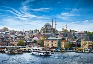 Септемврийски празници в Истанбул! 2 нощувки със закуски в Holiday Inn 4*, транспорт, екскурзовод и посещение на Одрин - Снимка