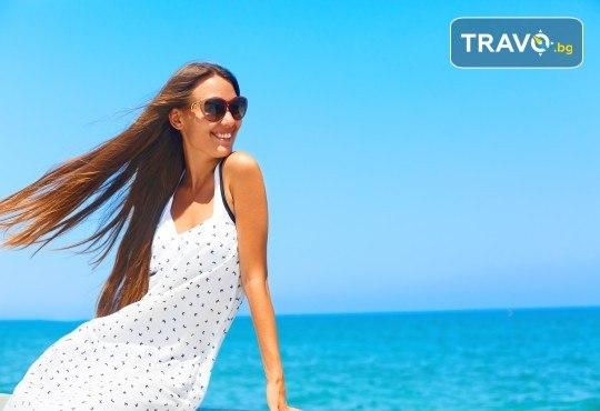 Плаж на Амолофи с еднодневна екскурзия на 25.08. - транспорт и представител от АБВ Травелс! - Снимка 1