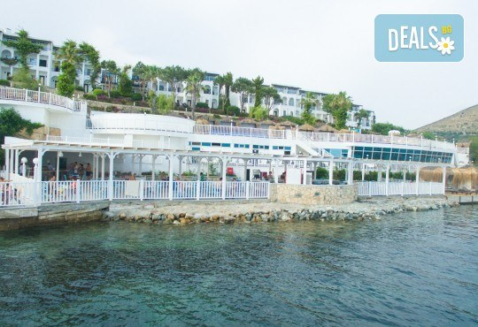 Почивка през септември в Kadikale Resort 5*, Бодрум! 7 нощувки на база All Inclusive, възможност за транспорт - Снимка 8