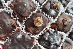 Почерпете гостите си! Вземете 30 парчета вкусно брауни от My Style Event! - Снимка