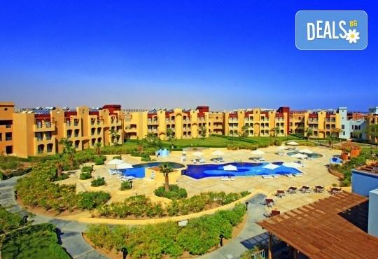 Почивка в Египет през есента с Караджъ Турс! 7 нощувки на база All inclusive в Lemon & Soul Garden Makadi 4*, Хургада, самолетен билет за директен чартърен полет и трансфери - Снимка 4