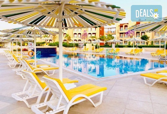 Почивка в Египет през есента с Караджъ Турс! 7 нощувки на база All inclusive в Lemon & Soul Garden Makadi 4*, Хургада, самолетен билет за директен чартърен полет и трансфери - Снимка 2