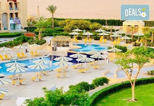Почивка в Египет през есента с Караджъ Турс! 7 нощувки на база All inclusive в Lemon & Soul Garden Makadi 4*, Хургада, самолетен билет за директен чартърен полет и трансфери - Снимка 3