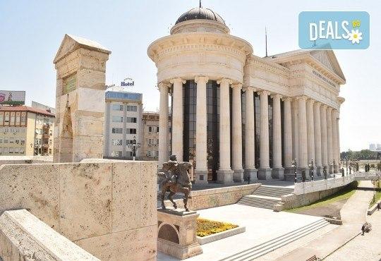 Екскурзия за 6 и 22 септември до Охрид, Македония! 2 нощувки със закуски и вечери, транспорт и разходка в Скопие - Снимка 8