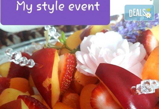 Свежо лятно предложение! 30 броя плодови шишчета в кутия от My Style Event! - Снимка 1