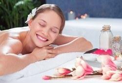 80-минутно блаженство! Романтичен SPA пакет за Нея или Него от SPA център ''Senses Massage & Recreation''! - Снимка