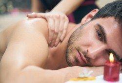 Перфектният подарък за Него! 3 или 5 луксозни SPA масажа с билки, бял шоколад, червено грозде и магнезий в луксозния Senses Massage & Recreation! - Снимка