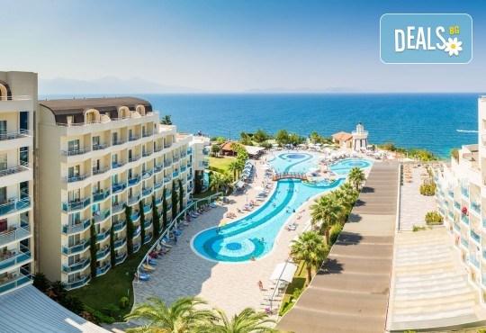 Почивка през октомври в Sealight Resort Hotel 5*, Кушадасъ! 7 нощувки на база Ultra All Inclusive, възможност за транспорт - Снимка 2