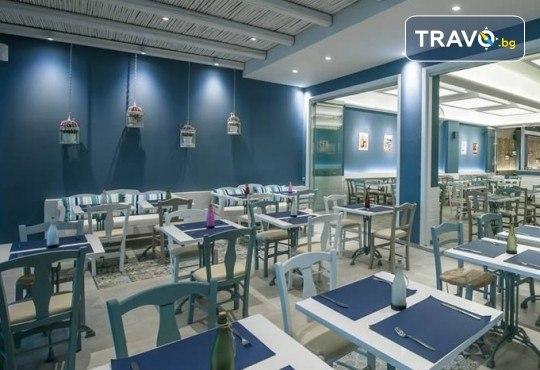 На супер цена! Почивка на о. Крит с чартърна програма от ТА Солвекс! 7 нощувки със закуски и вечери в Stalis Hotel 3*, самолетен билет с включени летищни такси, багаж и трансфер! - Снимка 7