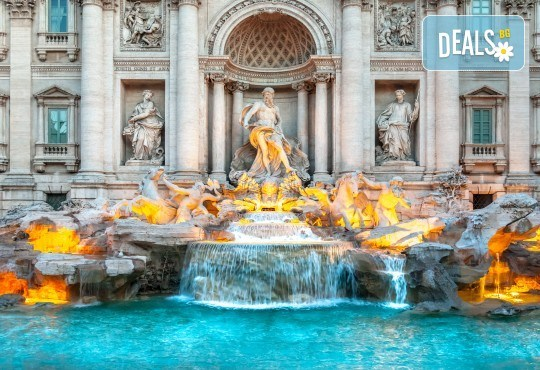 Bella Italia! Екскурзия през октомври до Рим, Флоренция и Венеция! 7 нощувки и закуски, транспорт, водач, турове във Венеция, Флоренция, Рим, Ватикана, Пиза и Болоня! - Снимка 1