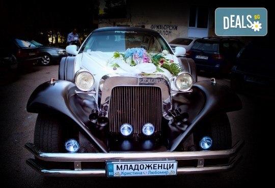 Моминско или ергенско парти на колела с луксозна лимузина от RINGSPOT и заснемане от професионален фотограф от New Line Production и подаръци! - Снимка 10